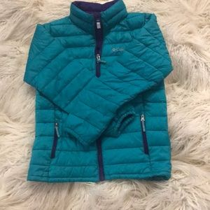 Columbia - Jacket Teal/Violet (Small 7/6)